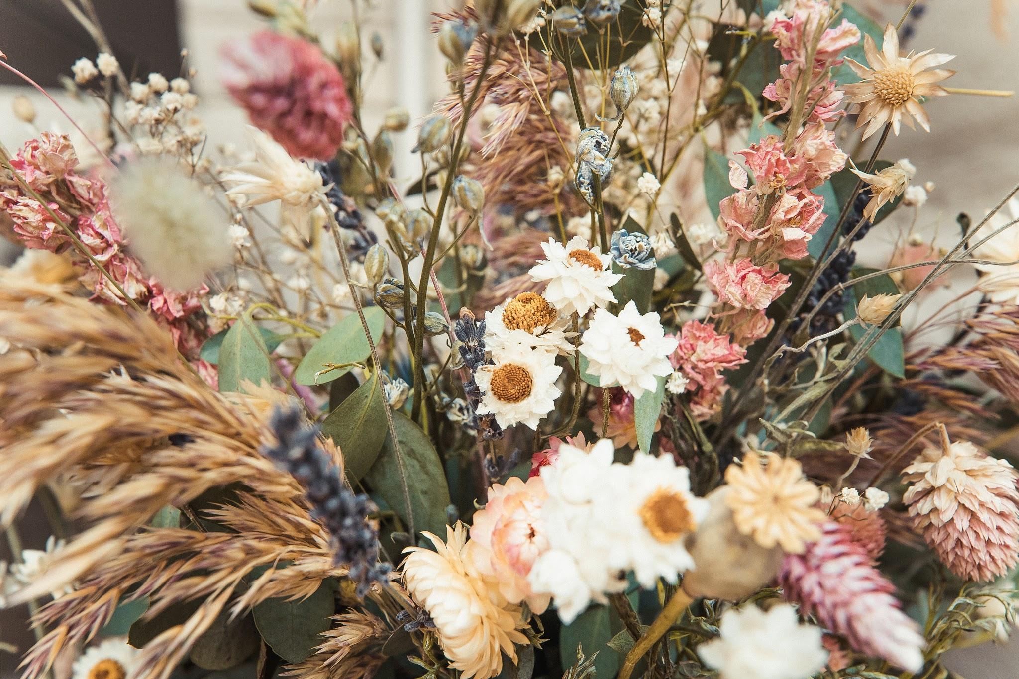 fleurs séchées fleuristes lyon les imparfaits